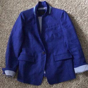 Linen lined Regent blazer